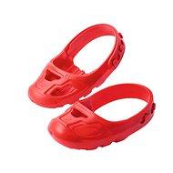 Big Ochrana botiček červená - Návleky
