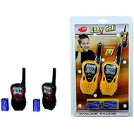 Dickie Walkie Talkie Easy Call - Walkie-talkies
