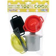Ecoiffier Hrnce na vaření - Sada nádobí