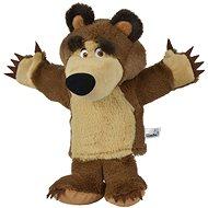 Simba Máša a medvěd Míša 28 cm - Maňásek