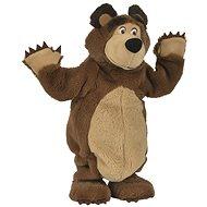 Simba Máša a medvěd Medvěd tančící - Plyšák