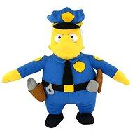 The Simpsons Chief Wiggum - Plyšák