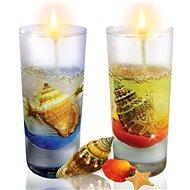Výroba svíček - mořská fantazie - Kreativní sada