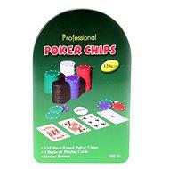 Set poker v boxu - Společenská hra