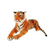Tygr hnědý 90 cm - Plyšová figurka