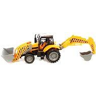Traktor stavební velký - Auto
