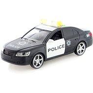 Policejní auto baterie - Auto