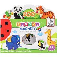Pěnové magnety Zoo - Figurky