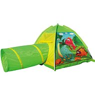 Dino s tunelem - Dětský stan