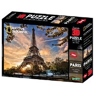 3D Puzzle Paříž 500 dílků - Puzzle