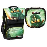 LEGO Ninjago Lloyd Maxi školní aktovka, 2dílný set - Školní batoh
