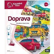 Kouzelné čtení - Doprava - Kniha pro děti