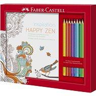 Faber-Castell Dárková Sada Happy Zen - Kreativní sada