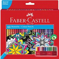 Faber-Castell Pastelky, 60 Barev - Pastelky