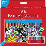 Faber-Castell Pastelky, 60 Barev - Pastelky