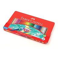 Faber-Castell Pastelky Akvarelové, 36 Barev - Pastelky
