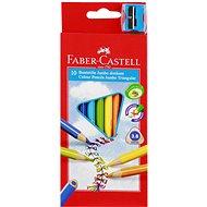 Faber-Castell Pastelky Jumbo, 10 Barev - Pastelky