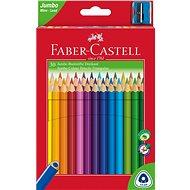 Faber-Castell Coloured Pencils Jumbo, 30 colour - Coloured Pencils