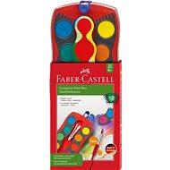 Faber-Castell Vodové Barvy Connector, 12 Barev - Vodovky