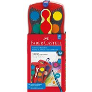 Faber-Castell Vodové Barvy Connector, 24 Barev - Vodovky