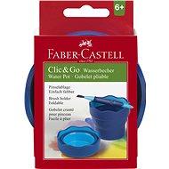 Faber-Castell Clic & Go modrý - Kelímek