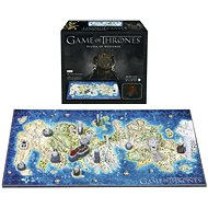 4D Hra o Trůny (Game of Thrones) Westeros MINI - Puzzle