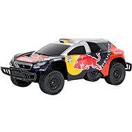 Carrera Peugeot Dakar - RC auto na dálkové ovládání
