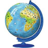 Ravensburger 123384 Ball Children's Globe (English)