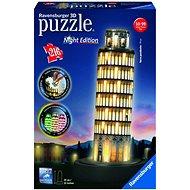Ravensburger 3D 125159 Pisa (Noční edice) - 3D puzzle