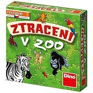 Ztraceni v Zoo - Společenská hra