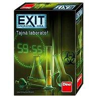 Úniková Hra: Tajná Laboratoř - Párty hra