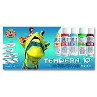 Koh-i-noor Tempery 10 barev - Tempery