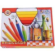 Koh-i-noor Triocolor 10,5 - Pastelky