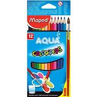 Maped Color Peps Aqua, 12 barev - Pastelky