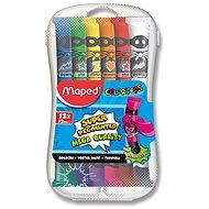 Maped Color Peps Temperové barvy, 12 barev  - Tempery