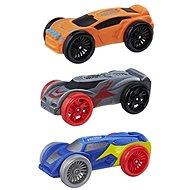 Nerf Nitro náhradní nitro autíčka 3 ks mix barev - Příslušenství