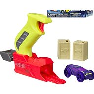 Nerf Nitro Throttleshot Blizt – žlutý - Herní set