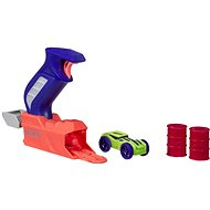 Nerf Nitro Throttleshot Blizt - blue - Game Set