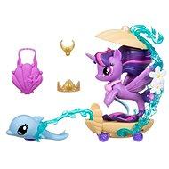 My Little Pony Podmořský hrací set Twilight Sparkle - Figurka