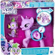 My Little Pony Hrací set se zpívající Twilight Sparkle a Spikem - Herní set