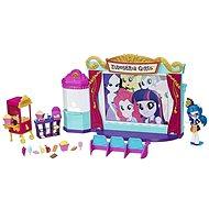My Little Pony: Equestria Girls Tematický hrací set - kino - Herní set