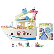 Littlest Pet Shop Cruise Ship with 3 Animals - Toy animal