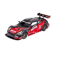 RCBuy Nissan GT-R Black/Red - Auto na dálkové ovládání