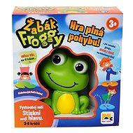 Žabák Froggy - Společenská hra