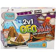 2 in 1 Geo Science - Educational Set