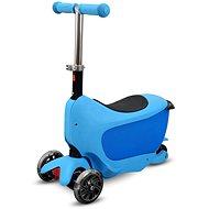 Buddy Toys BPC 4310 Taman 2v1 modrá - Dětská koloběžka