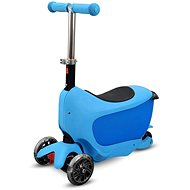 Buddy Toys BPC 4310 Taman 2v1 modrá - Koloběžka