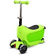 Buddy Toys BPC 4311 Taman 2v1 zelená - Koloběžka