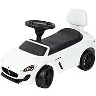 Buddy Toys BPC 5131 Maserati bílá - Odrážedlo