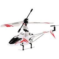 Buddy Toys BRH 319040 Falcon IV Buddy bílá - Vrtulník na dálkové ovládání